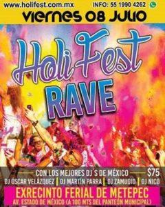 Holi Fest Metepec