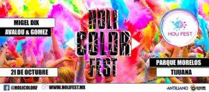 Holi Color fest Tijuana